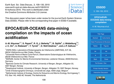 Epoca/Eur-oceans Data-mining Compilation... by Nisumaa, A.-m.