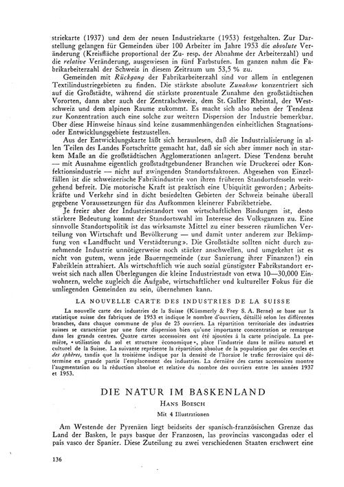 Die Natur Im Baskenland : Volume 10, Iss... by Boesch, H.