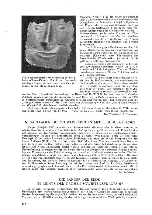 Die Länder Der Erde Im Lichte Der Grosse... by Winkler, E.