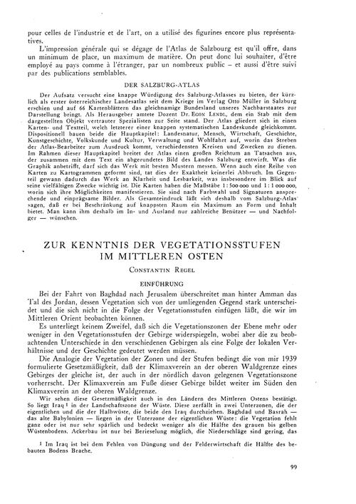 Zur Kenntnis Der Vegetationsstufen Im Mi... by Regel, C.