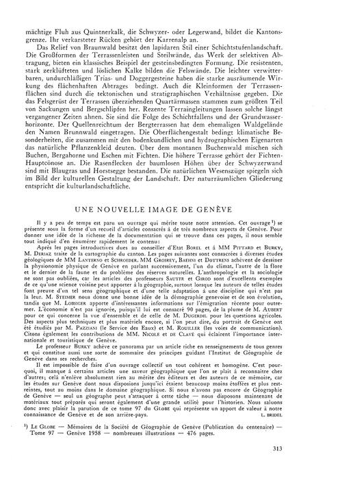 Une Nouvelle Image De Genève : Volume 13... by Bridel, L.