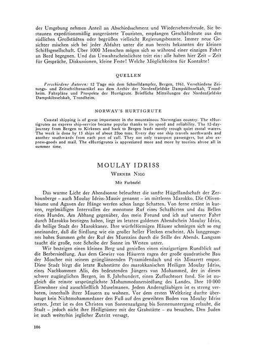 Moulay Idriss : Volume 17, Issue 2 (30/1... by Nigg, W.