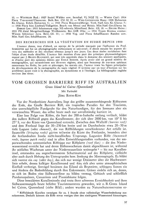 Vom Grossen Barriere Riff in Australien ... by Roth-kim, J.