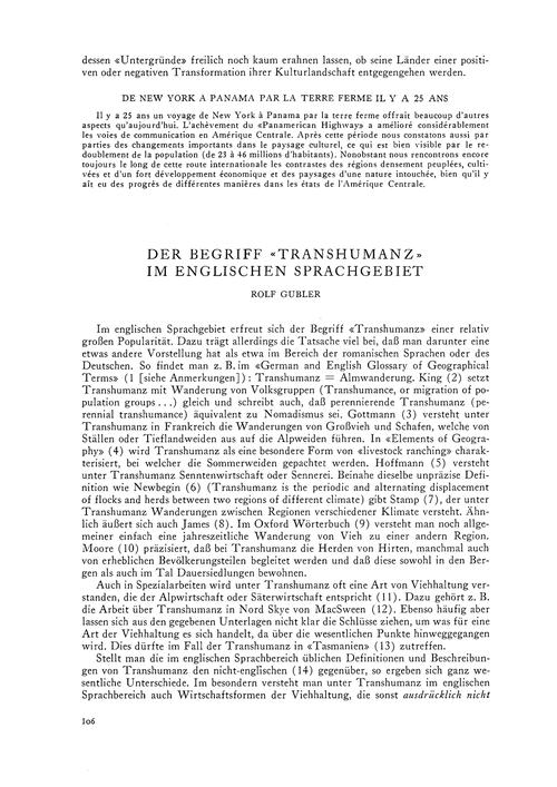 Der Begriff Transhumanz Im Englischen Sp... by Gubler, R.