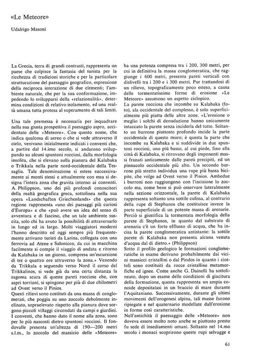 Le Meteore : Volume 21, Issue 2 (30/11/-... by Masoni, U.