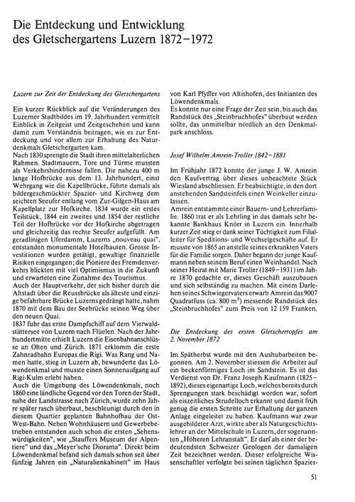 Die Entdeckung Und Entwicklung Des Glets... by Schifferli-amrein, M.