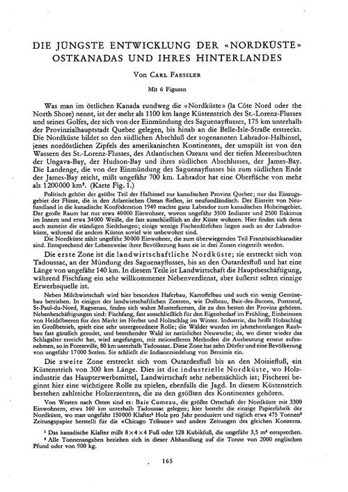 Die Jüngste Entwicklung Der Nordküste Os... by Faessler, C.