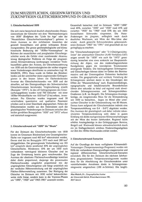 Zum Neuzeitlichen, Gegenwärtigen Und Zuk... by Maisch, M.