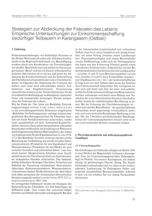 Strategien Zur Abdeckung Der Fixkosten D... by Lünsmann, R.