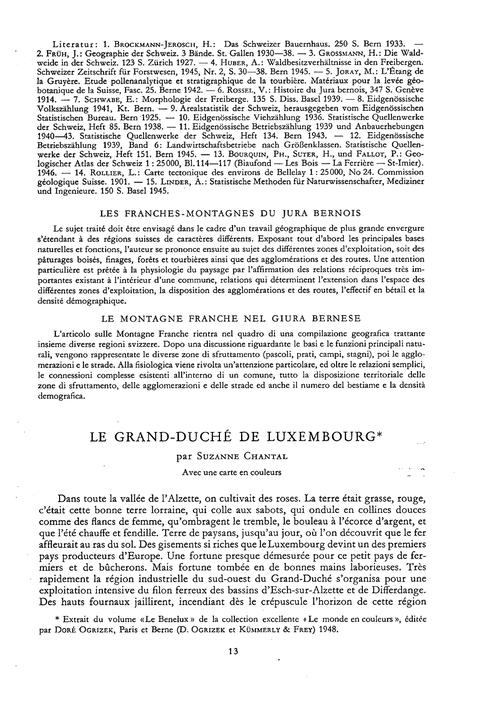 Le Grand-duché De Luxembourg : Volume 5,... by Chantal, S.