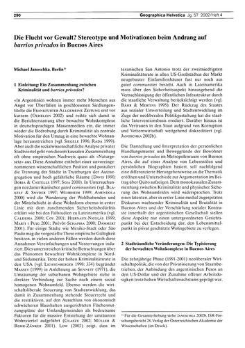 Die Flucht Vor Gewalt? Stereotype Und Mo... by Janoschka, M.
