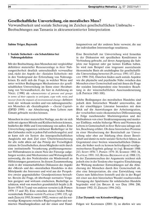 Gesellschaftliche Umverteilung, Ein Mora... by Tröger, S.