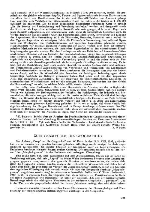 Zum Kampf Um Die Geographie : Volume 8, ... by Winkler, E.