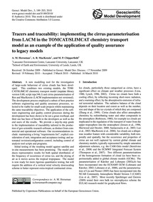 Tracers and Traceability: Implementing t... by Horseman, A. M.