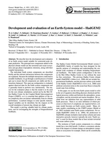 Development and Evaluation of an Earth-s... by Collins, W. J.
