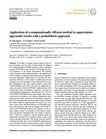 Application of a Computationally Efficie... by Scherstjanoi, M.