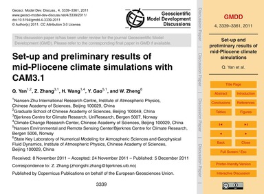 Set-up and Preliminary Results of Mid-pl... by Yan, Q.