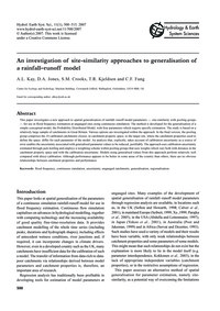 An Investigation of Site-similarity Appr... by Kay, A. L.
