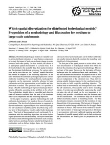 Which Spatial Discretization for Distrib... by Dehotin, J.