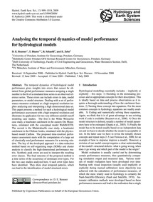 Analysing the Temporal Dynamics of Model... by Reusser, D. E.