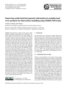 Improving Arable Land Heterogeneity Info... by Zabel, F.