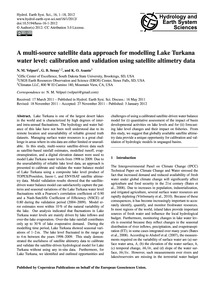 A Multi-source Satellite Data Approach f... by Velpuri, N. M.