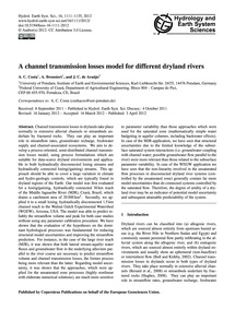 A Channel Transmission Losses Model for ... by Costa, A. C.