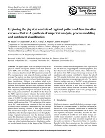 Exploring the Physical Controls of Regio... by Yaeger, M.