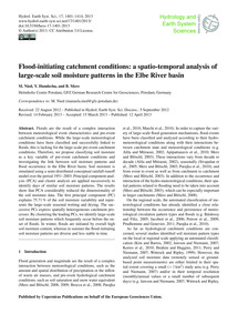 Flood-initiating Catchment Conditions: a... by Nied, M.