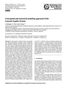 Conceptual and Numerical Modeling Approa... by Rodríguez, L.