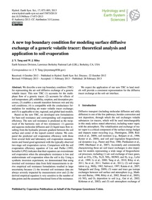 A New Top Boundary Condition for Modelin... by Tang, J. Y.