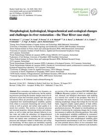 Morphological, Hydrological, Biogeochemi... by Schirmer, M.