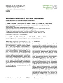 A Constraint-based Search Algorithm for ... by Gharari, S.