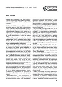 Book Review : Volume 9, Issue 6 (31/12/2... by