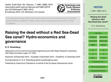 Raising the Dead Without a Red Sea-dead ... by Rosenberg, D. E.
