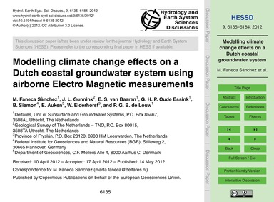 Modelling Climate Change Effects on a Du... by Faneca Sànchez, M.