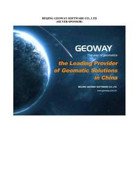 Beijing Geoway Software Co., Ltd. : Volu... by