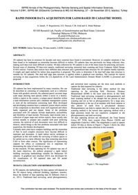 Rapid Indoor Data Acquisition for Ladm-b... by Jamali, A.
