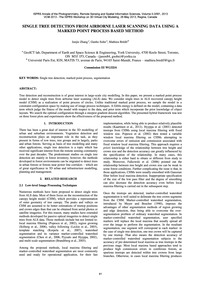 Single Tree Detection from Airborne Lase... by Zhang, J.