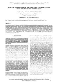 Semantic Segmentation of Aerial Images i... by Montoya-zegarra, J. A.