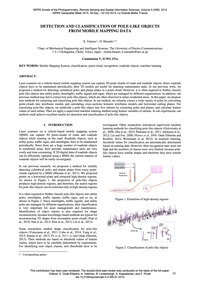 Detection and Classification of Pole-lik... by Fukano, K.