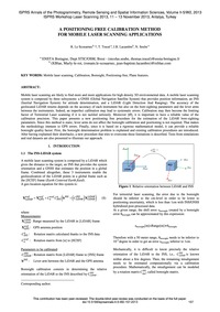 A Positioning Free Calibration Method fo... by Le Scouarnec, R.