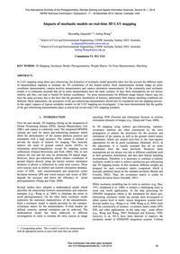 Impacts of Stochastic Models on Real-tim... by Alqurashi, M.