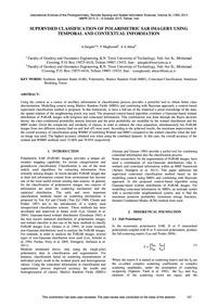 Supervised Classification of Polarimetri... by Dargahi, A.