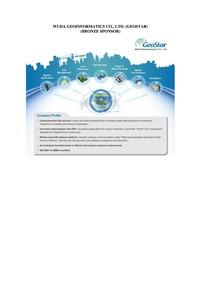Wuda Geoinformatics Co., Ltd. (Geostar) ... by