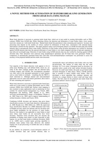 A Novel Method for Automation of 3D Hydr... by Toscano, G. J.