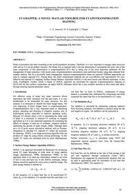 Evamapper: a Novel Matlab Toolbox for Ev... by Atasever, Ü. H.