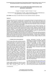 Mission Adaptive Uas Capabilities for Ea... by Dunagan, S.