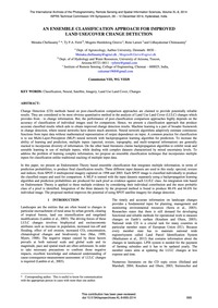 An Ensemble Classification Approach for ... by Chellasamy, M.
