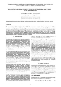 Evaluation of Penalty Functions for Semi... by Banz, C.
